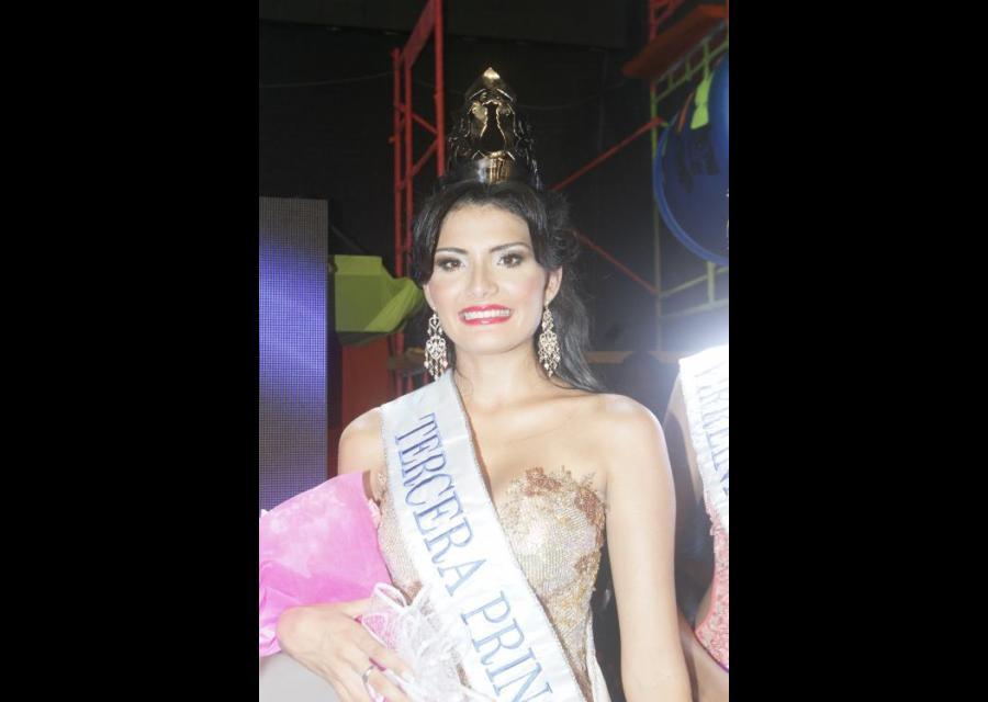 La tercera princesa: 13 de Junio, Katherine Esther Fonseca.