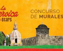 Concurso de murales en Cartagena.