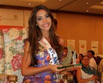 Señorita Atlántico, Mayra Alejandra de León.