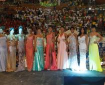 Evento de coronación Reina de la Independencia 2013.