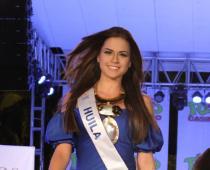 Laura Saavedra, Señorita Huila.