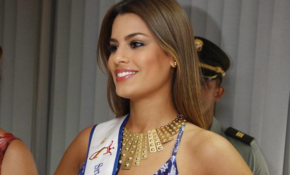 Ariadna Gutiérrez Arévalo, Señorita Colombia.