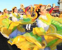 Fiestas de la independencia 2015 en Cartagena