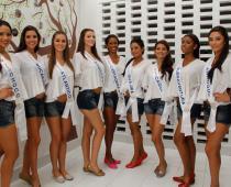 reinas visitan Fundación Children Internacional y Casa Ronald McDonald