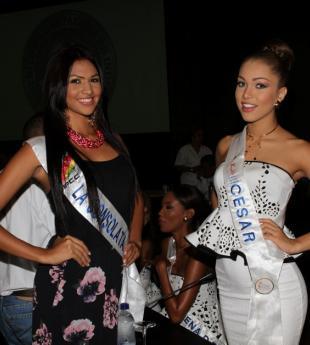 REINAS DE COLOMBIA Y DE CARTAGENA