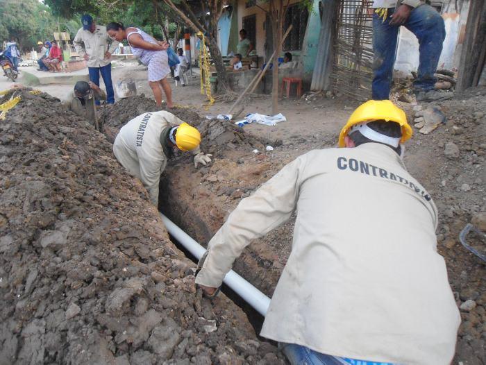 Acueducto de El Carmen marcha bien - El Universal - Colombia