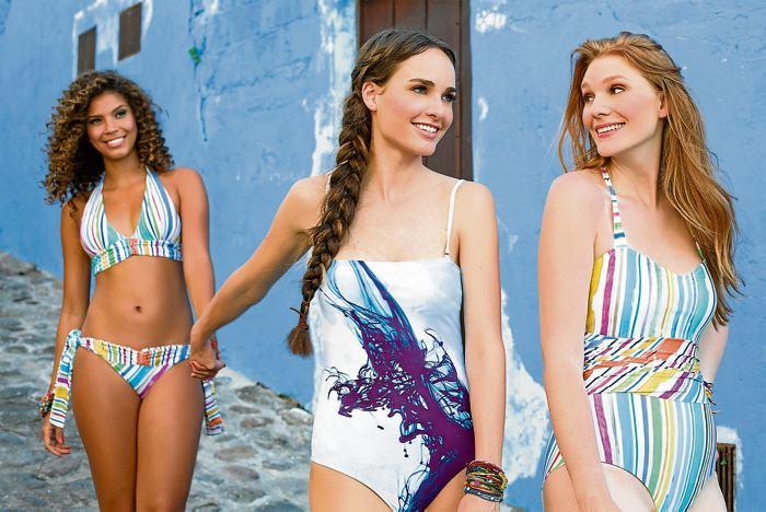 3cc0f97a91ac La moda en el agua | Diseño Traje de baño | EL UNIVERSAL - Cartagena ...