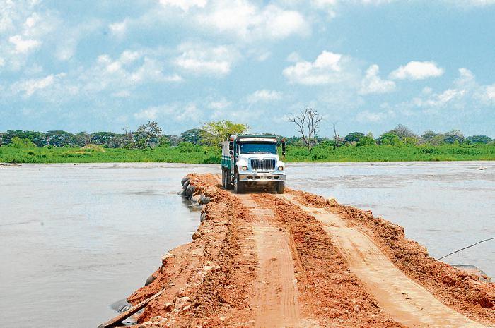 Gestión del Riesgo de Desastres inspecciona obras en Hatillo de ... - El Universal - Cartagena