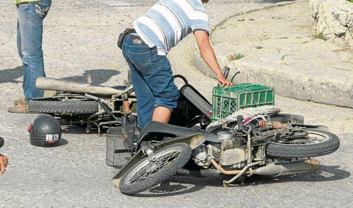 Murió conductor de moto accidentada en San Marcos, Sucre | Miguel ...