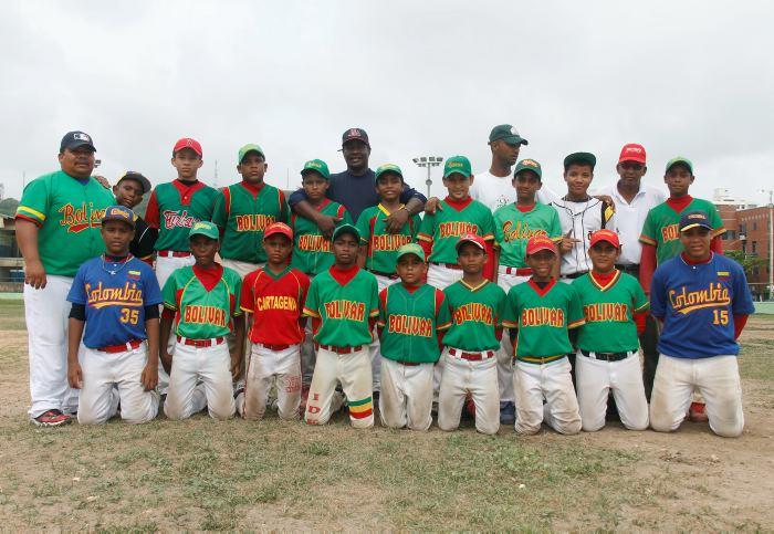 Resultado de imagen para torneo de beisbol de bolivar