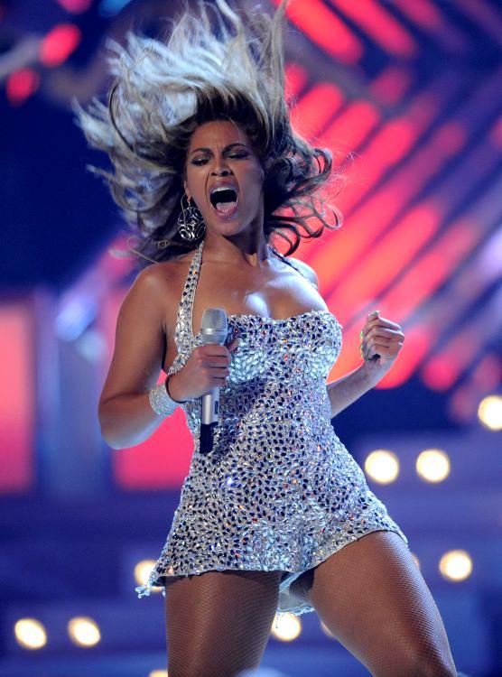 ... Formation World Tour de Beyoncé en el Marlins Park de Miami, Florida