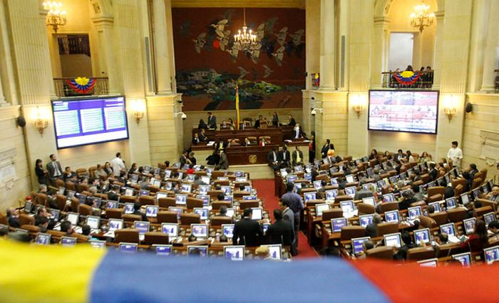 En la Cámara de Representantes ya se radicaron 17 proyectos de ley ...