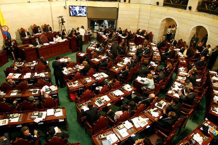 el senado de la republica: