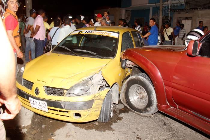 Resultado de imagen para accidentes de transito en cartagena