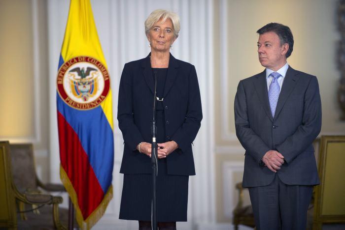 """Reforma tributaria en Colombia será """"asesorada"""" por el FMI"""