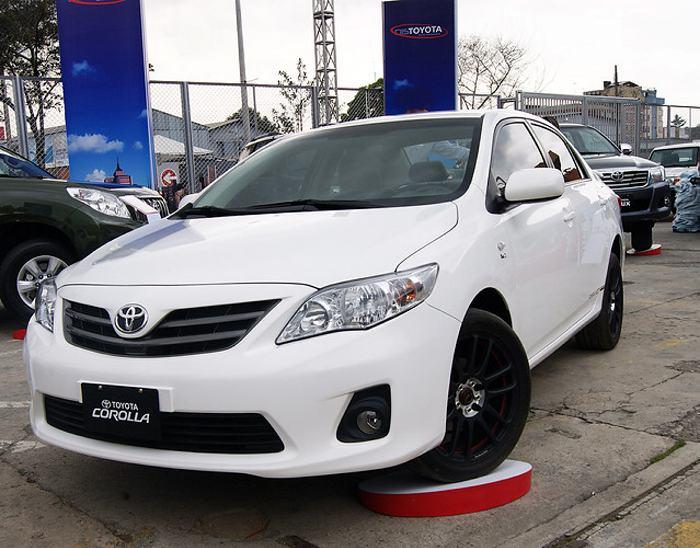El nuevo Toyota Corolla GT es exclusividad de la red de concesionarios