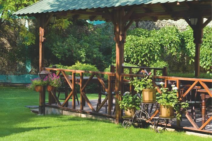 Jardines Rusticos Campestres. Rstica Y Campestre Residencia With ...