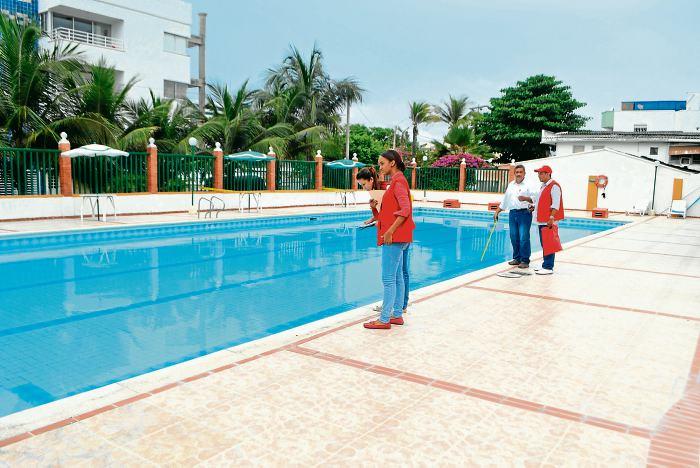 legislacion de piscinas: