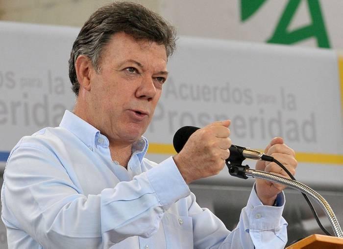 """COLOMBIA: """"Un nuevo acuerdo de paz con las FARC debe estar concluido en noviembre"""""""