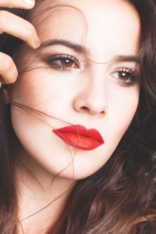 El rostro de Laura Londoño, ya es reconocido por series como El Capo ...