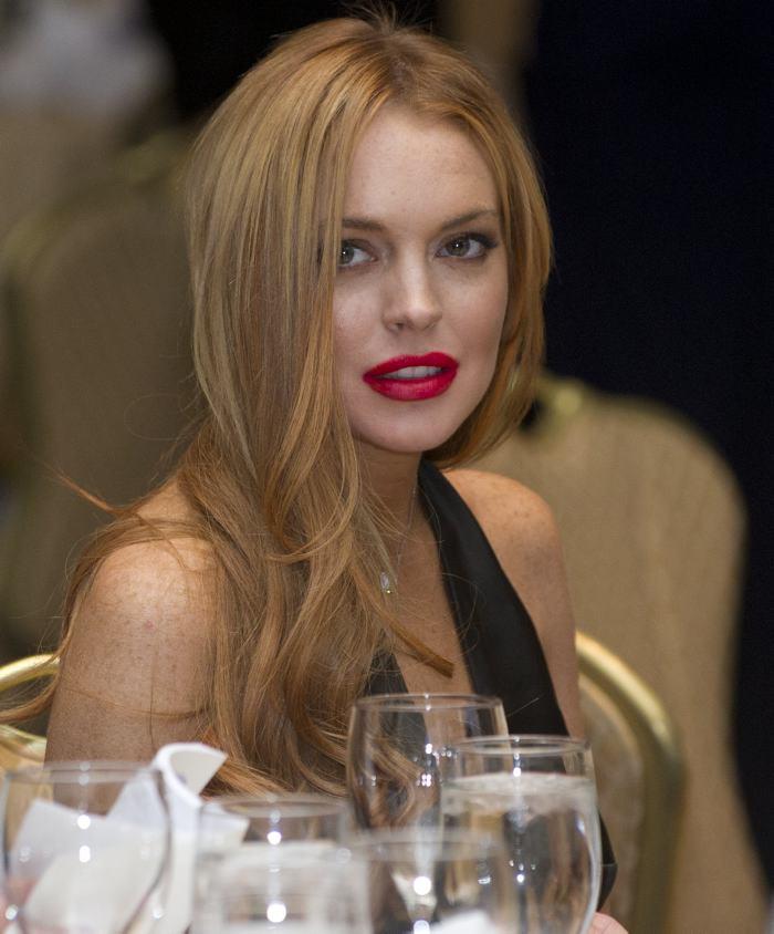 Lindsay Lohan le revocan libertad condicional