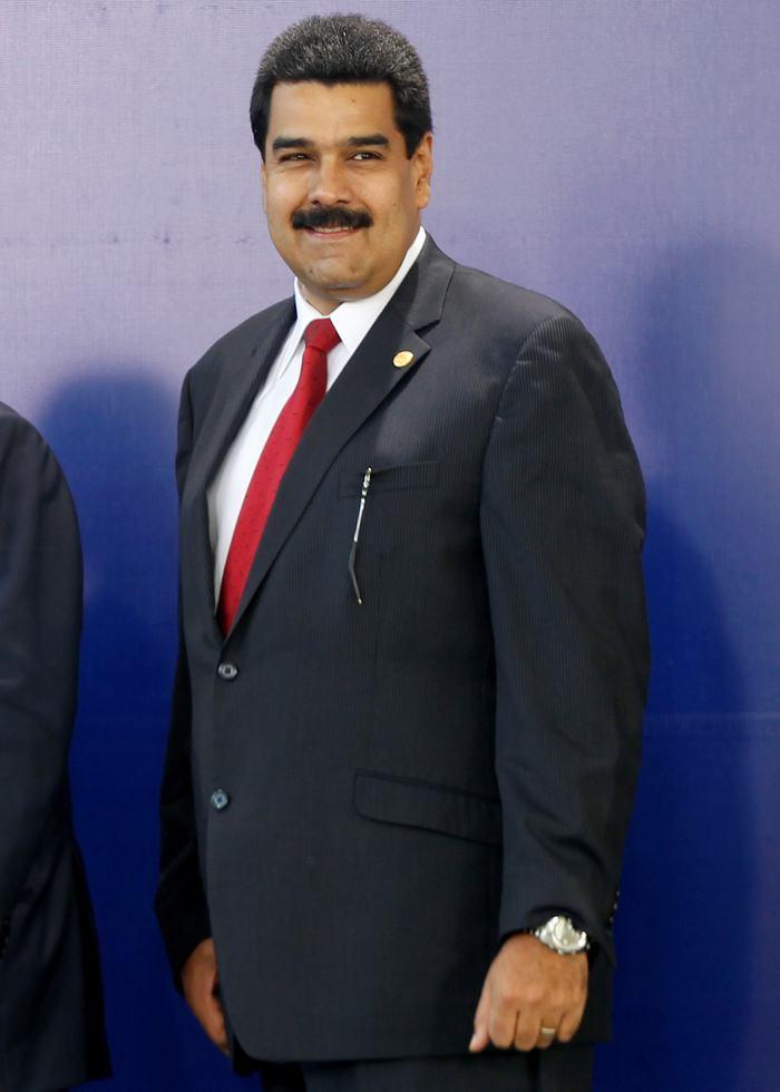 Nicolás Maduro, de 49 años, fue nombrado hace menos de dos meses