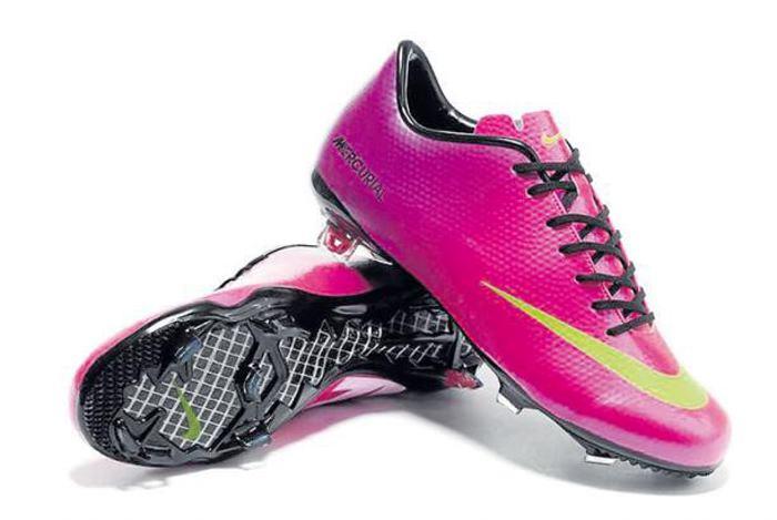 Cristiano Ronaldo y Nike lanzan zapatillas de alta velocidad | REAL ...