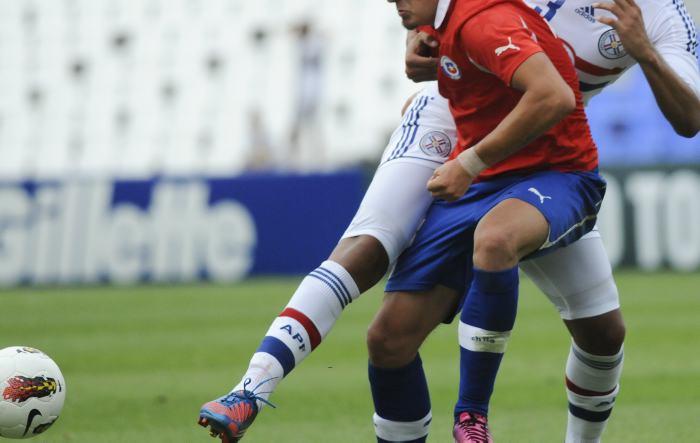 Futbolistas chilenos amenazan con paro. // ARCHIVO