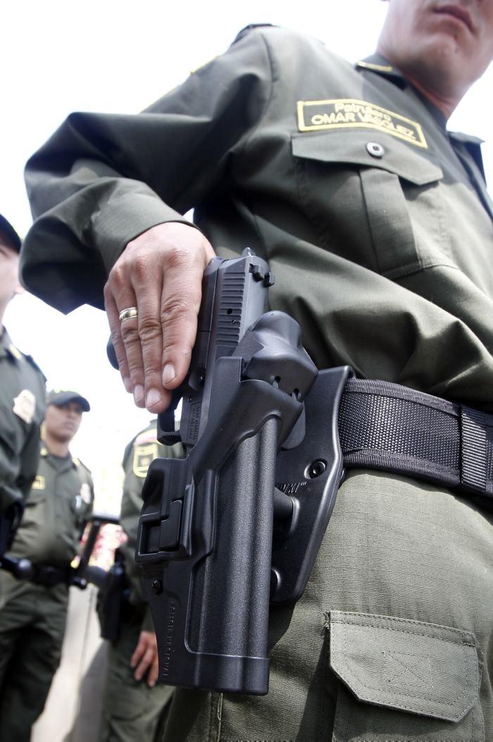 Policías tendrán que responder por muerte de mujer en Bogotá ...