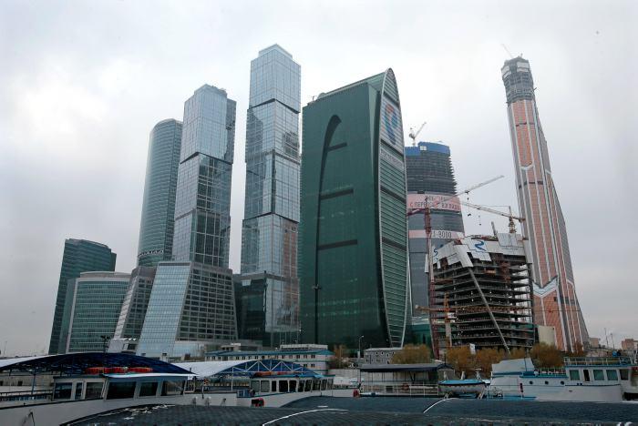 mosc recuper el distintivo de tener el rascacielos ms alto de europa ap