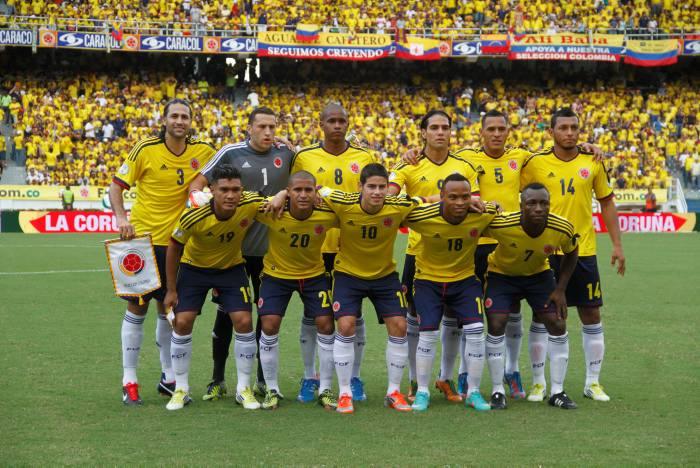 Colombia gran revelacion en estas eliminatorias