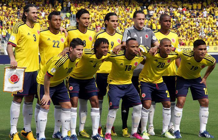Con Argentina en la mira, Colombia alimenta el sueño mundialista