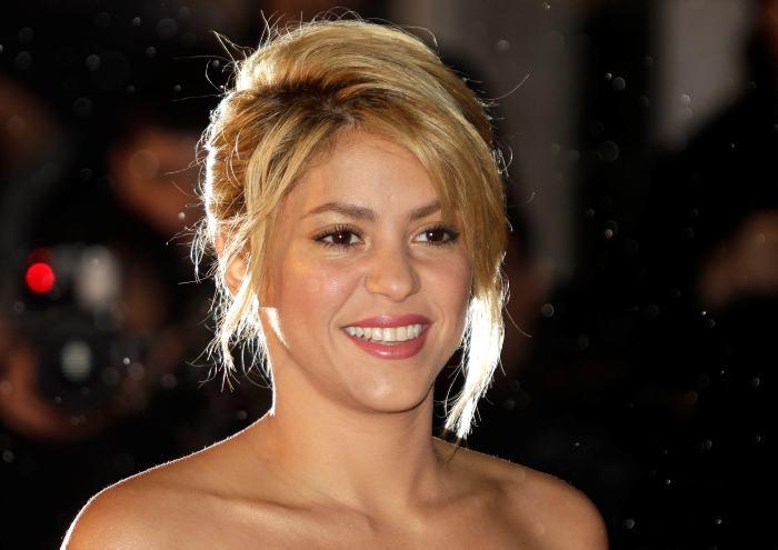 La cantante Shakira no se ha pronunciado al respecto. // AP Lionel ...