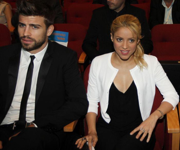 el nacimiento de Milan Piqu  233  Mebarak  hijo de Shakira Mebarak y    Hijo De Shakira Y Pique