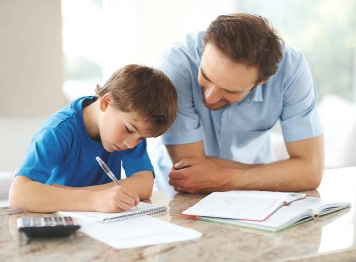 Los hijos de unos padres demasiado pendientes de los resultados ...