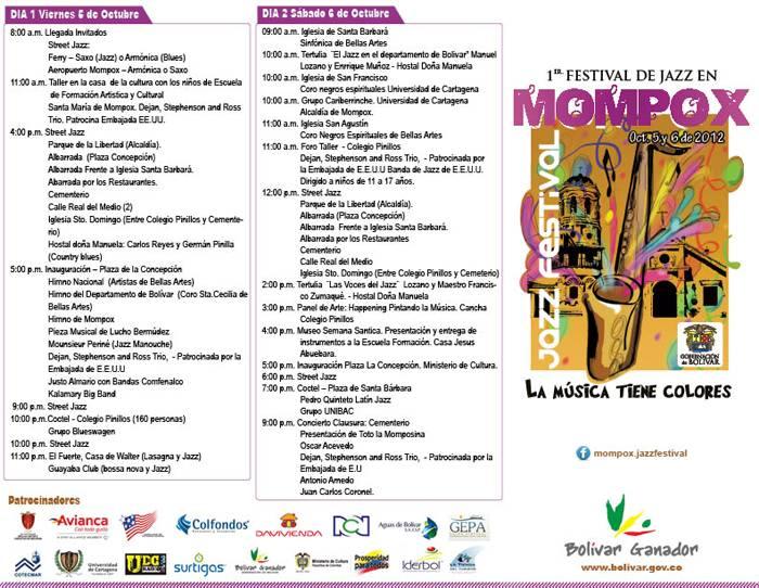 Santa Cruz de Mompox abre sus puertas al mundo - El Universal - Cartagena