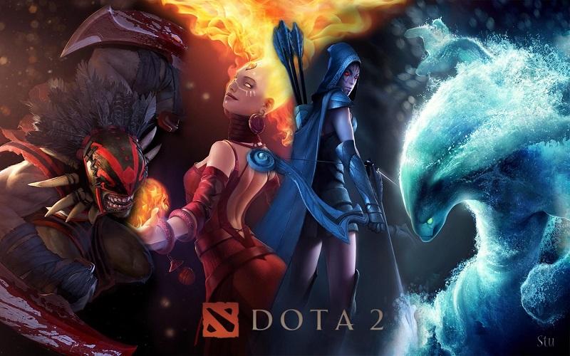 Moba La Nueva Moda En Videojuegos Juegos En Linea Dota Icefrog