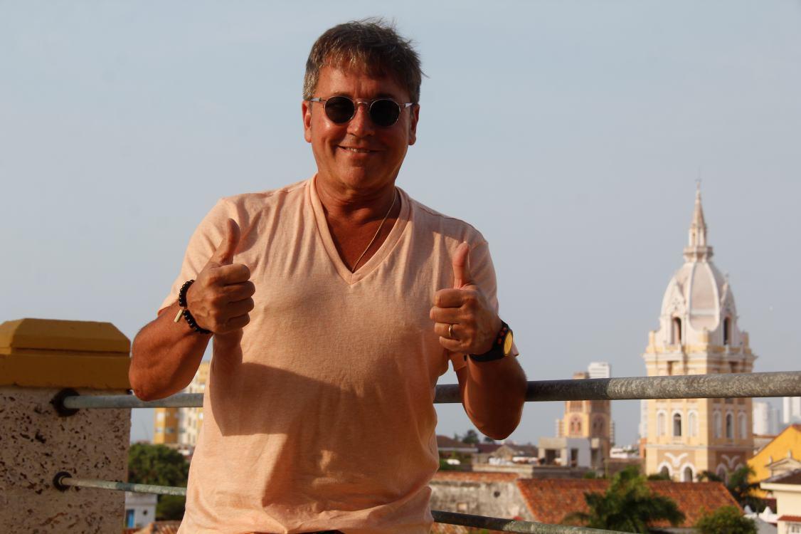 Resultado de imagen para Fotos Ricardo Montaner en Cartagena