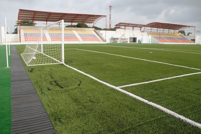 Resultado de imagen para estadio de futbol san fernando