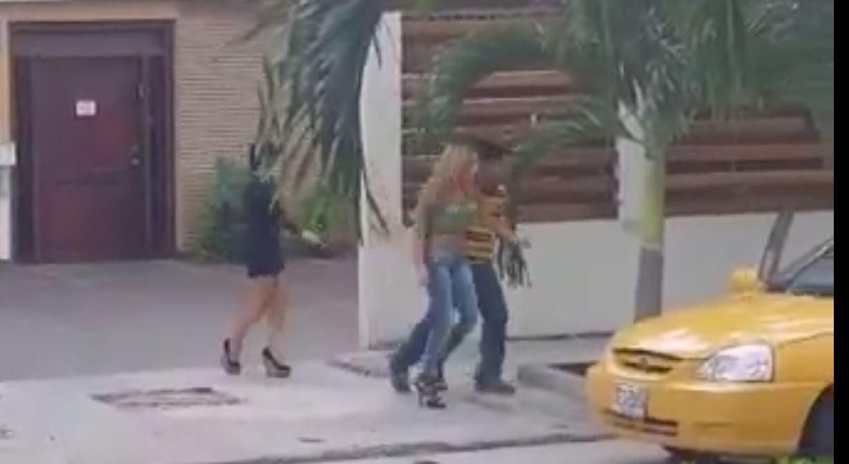 Así funciona el negocio del sexo en Cartagena