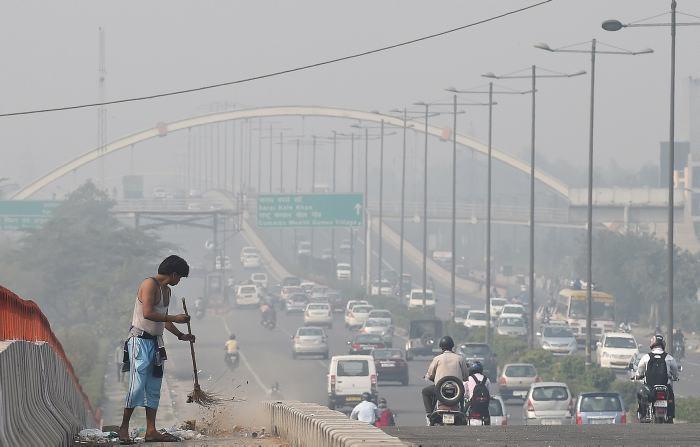 India contaminada