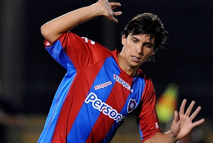 El paraguayo Pablo Zeballos, primer refuerzo de Atlético Nacional para 2015