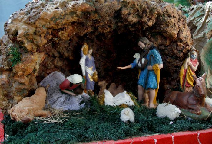 82c25f1071faa Lo que no sabe del pesebre y del árbol de Navidad