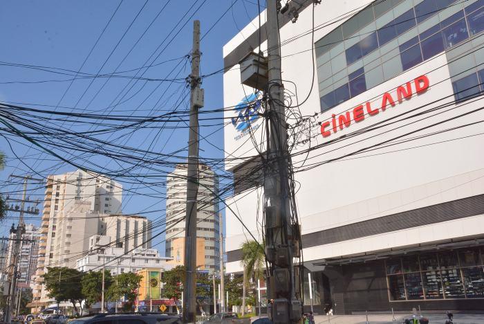 Llamado de atención del Distrito a Electricaribe - El Universal - Colombia