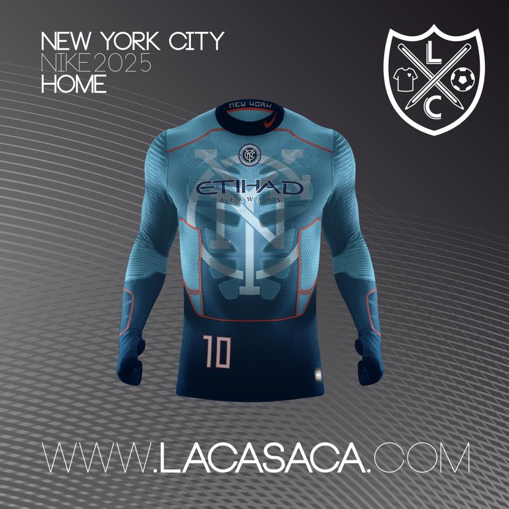 Galería  Así serían las camisetas de los grandes equipos del mundo en 2025 b034f5fed9110