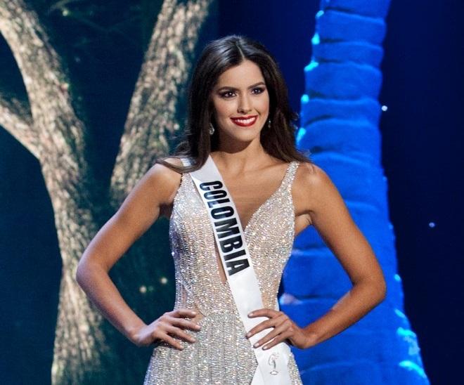 Esta fue la respuesta de Miss Colombia Paulina Vega cuando era Señorita Atlántico (+video)