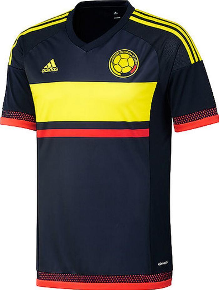 Lavandería a monedas Diligencia Tan rápido como un flash  Presentan la camiseta alterna de la Selección Colombia para la Copa América    EL UNIVERSAL - Cartagena