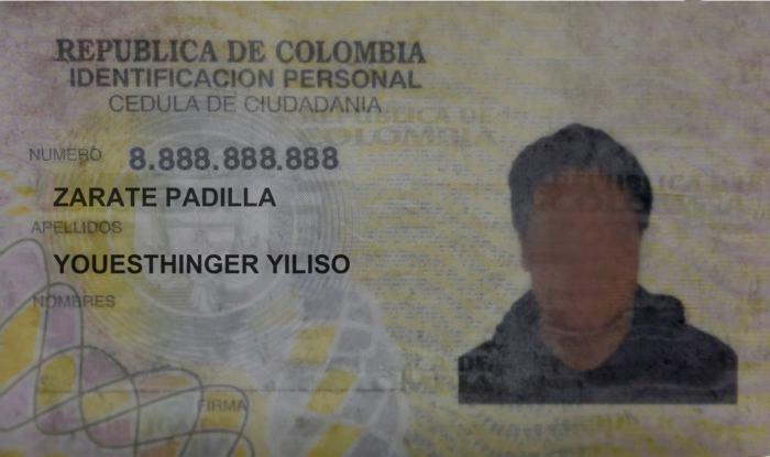 Nombres y Apellidos Mas Comunes En Colombia
