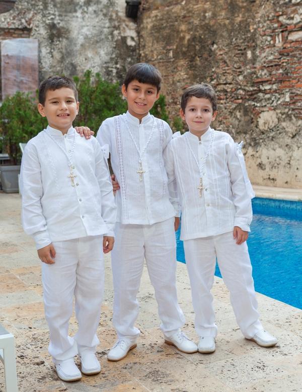 Vestidos de primera comunion ninos