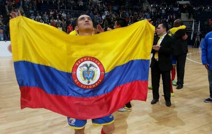 Colombia, tricampeón mundial de fútbol de salón